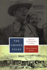 Couverture de 'The Chosen Folks,' écrit par Bryan Stone. (Autorisation)