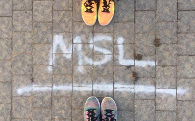 My Start Line est un événement international organisé pour la Journée internationale des Femmes qui utilise la course à pied comme un moyen d'émancipation des femmes (Autorisation :  My Start Line)