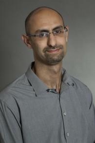 Yiftah Ben Aharon, co-fondateur et directeur général de  GlucoMe. (Autorisation)