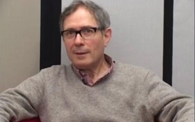 Jean Baumgarten, interview par Jean Weil sur Akadem. Auteur du récent  'Le petit monde Le corps humain dans les textes de la tradition juive, de la Bible aux Lumières' (Crédit: capture d'écran Youtube/Akadem)