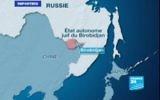 Aux  confins de la Russie et de la Chine, le Birobidjian (Crédit: capture d'écran Dailymotion/France 24)