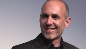 Le réalisateur israélien Joseph Cedar. (Crédit : capture d'écran YouTube)