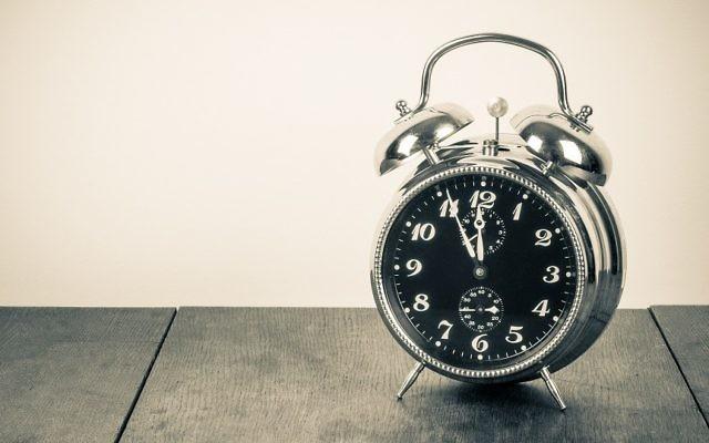 Illustration : photo d'une montre (Crédit : image Shutterstock)