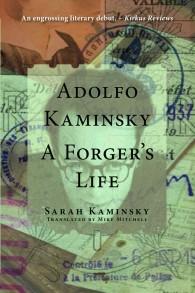 """Couverture du livre """"Une vie de faussaire"""", de Sarah Kaminsky. (Autorisation)"""