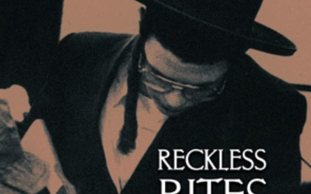 La couverture de Reckless Rites: Purim and the Legacy of Jewish Violence, d'Elliott Horowitz. (Crédit : capture d'écran Princeton University Press)