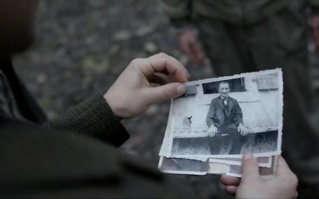 Extrait du film 'Un juif pour l'exemple' qui raconte l'histoire du meurtre d'Arthur Bloch par de jeunes nazis suises (Crédit: capture d'écran Youtube/Vega)