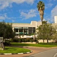 L'Institut des Sciences Weizmann à Rehovot.