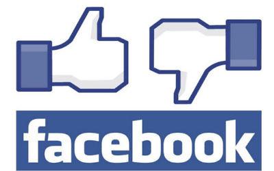 Logo du réseau social Facebook (Crédit: Wikimedia Commons/Veluben)