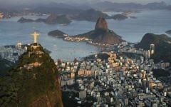 Rio de Janeiro, au Brésil. Illustration. (Crédit : Shutterstock)