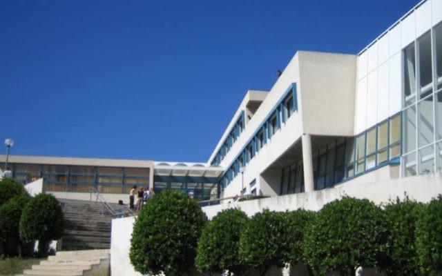 Le lycée Tocqueville de Grasse, en France. (Crédit : capture d'écran Google Maps)