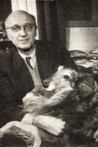 Jan Zabinski, directeur du zoo de Varsovie, a aidé à abriter des centaines de Juifs pendant l'Holocauste (Crédit : Wikimedia Commons/JTA)