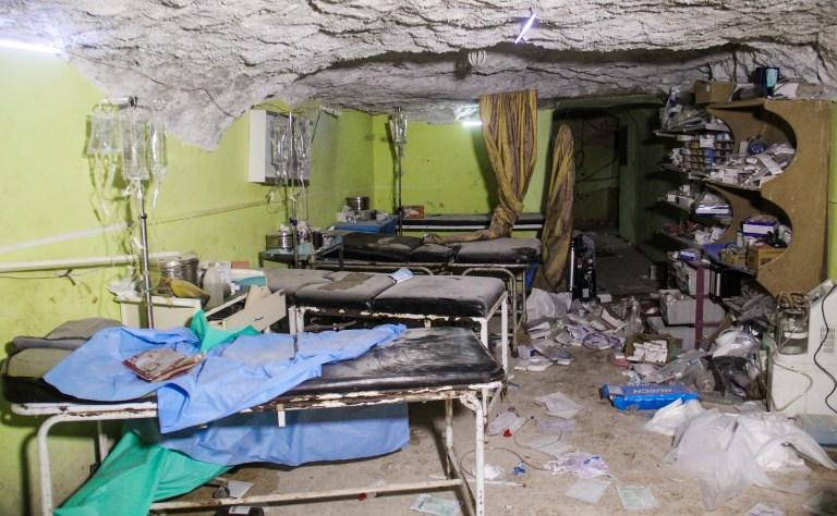 Réunion lundi sur la Syrie à 'ONU — Conseil sécurité