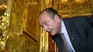 Jacques Chirac (Crédit :  Creative Commons Attribution 3.0)