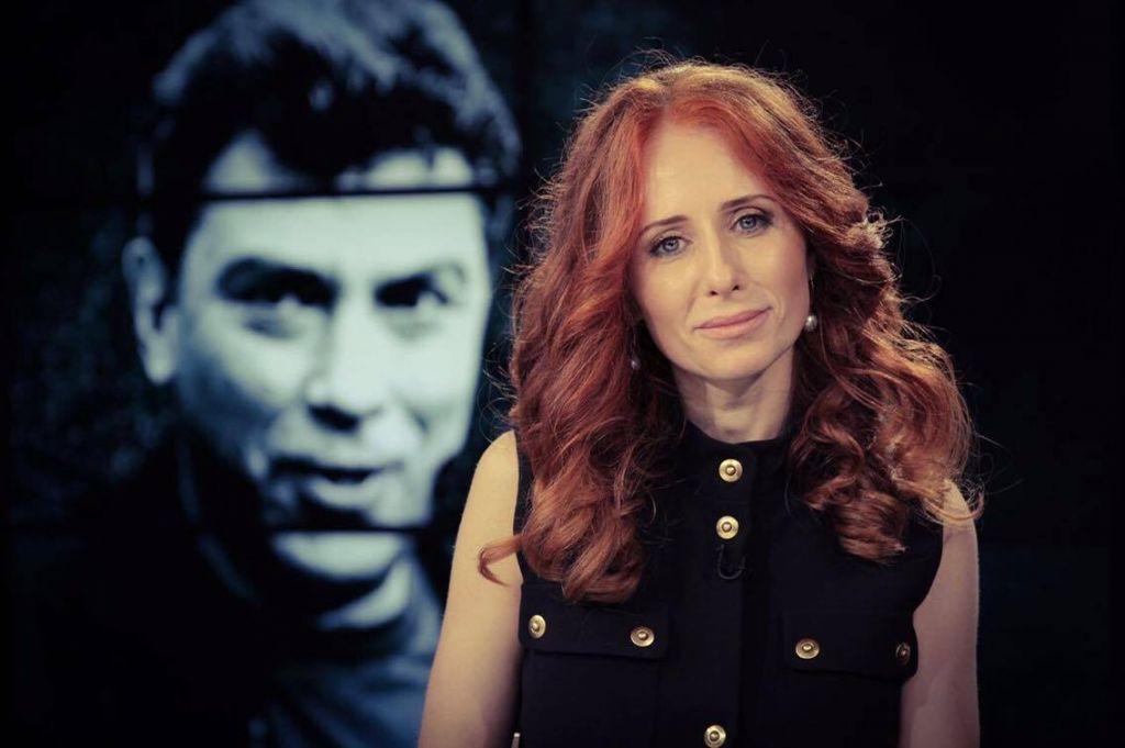 Vera Krichevskaya, un autre cinéaste juive qui a réalisé un documentaire sur Boris Nemtsov. (Crédit : Autorisation)