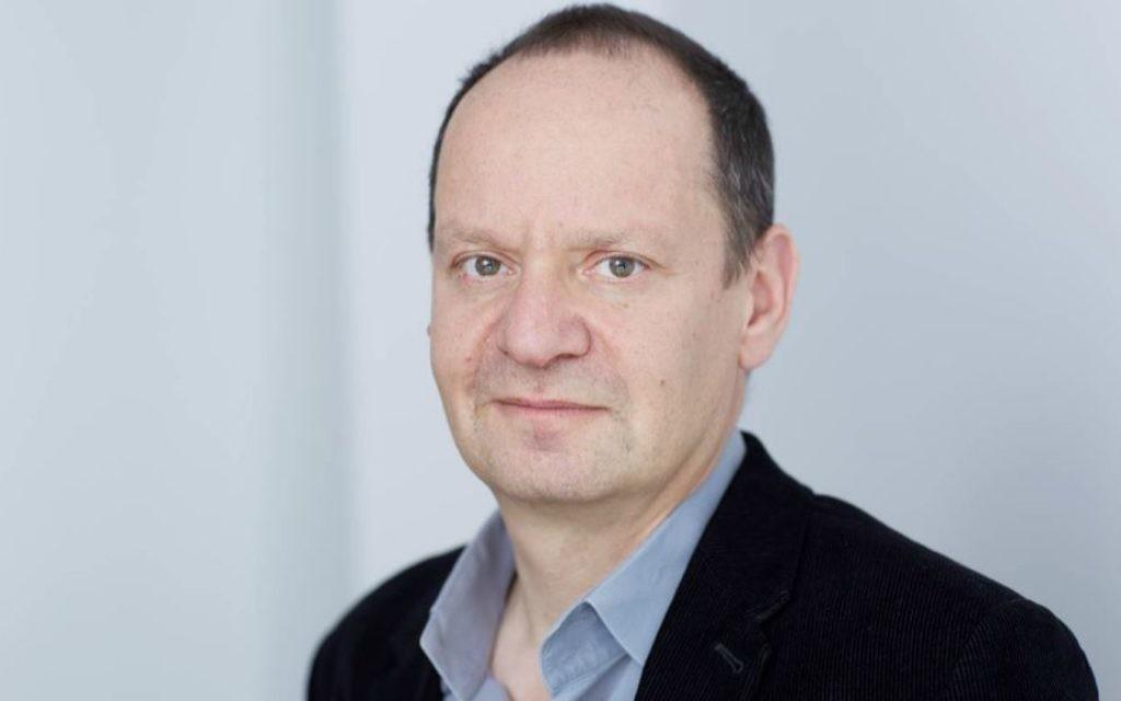 L'auteur et avocat Philippe Sands (Crédit : Johen Reynolds)