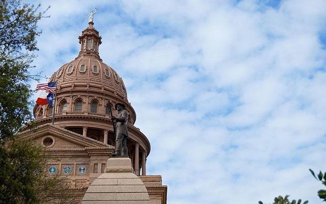 Le Capitole à Austin au Texas (Crédit : CC BY-SA, Wikimedia)