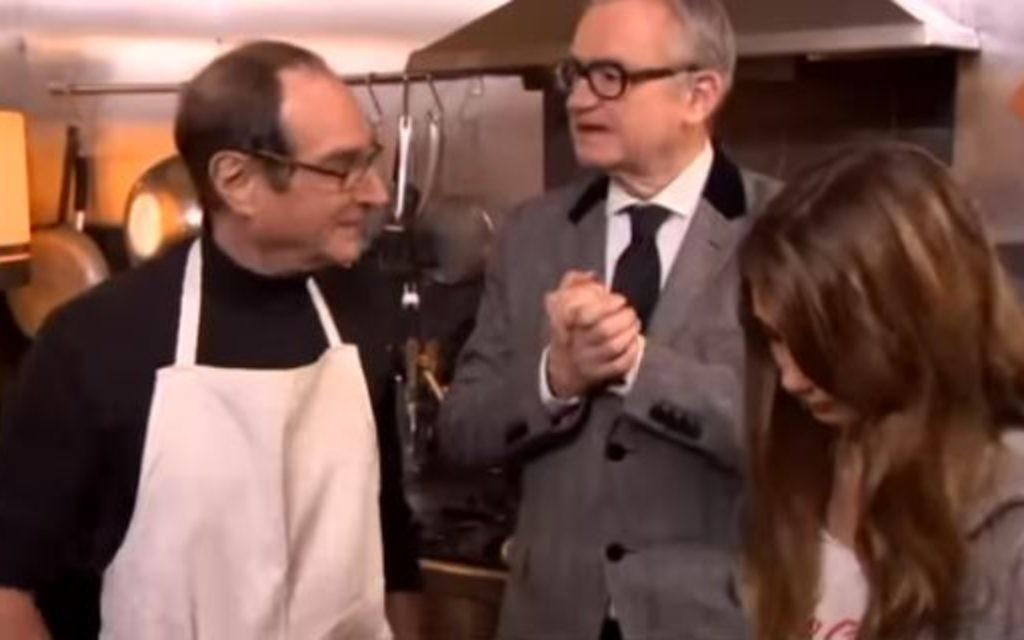 Disparition du nostalgique de la cuisine yiddish alain for Alain karsenty cuisine