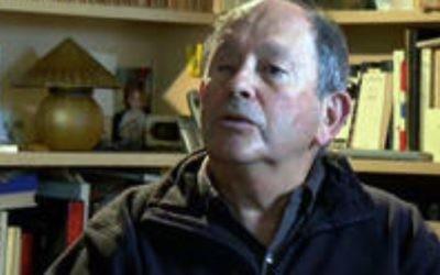 Jean-Claude Grumberg (Crédit : capture d'écran)