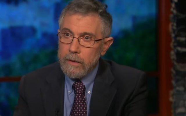 Paul Krugman, prix Nobel d'économie 2013, a puboié une violente critique du programme de Marine Le Pen (Crédit: capture d'écran Youtube/Moyers & Company)