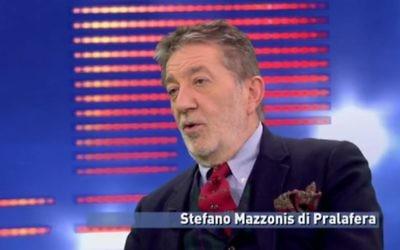 Stefano Mazzonis di Pralafera dirige l'opéra royal de Wallonie (Crédit: capture d'écran/RTL.be)