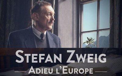 Stefan Zweig a eu le droit à un biopic 'Adieu l'Europe' en 2015 (Crédit: capture d'écran)