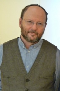 Le rabbin Rivon Krygier, en 2014. (Crédit : Belcanta8/CC BY-SA 4.0/WikiCommons)