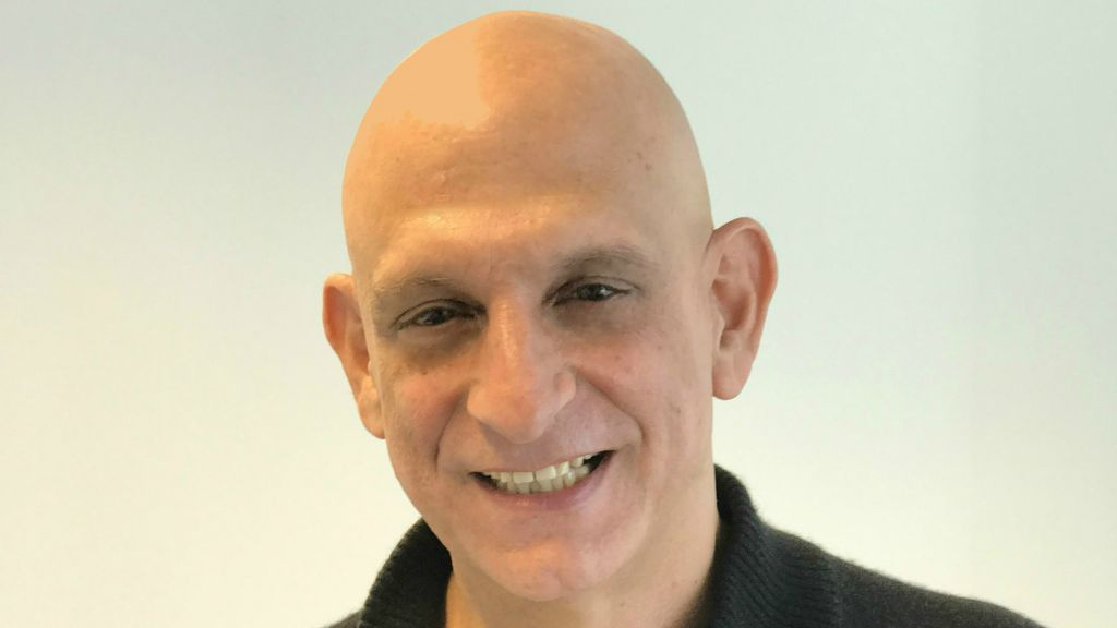 Aharon Aharon, PDG de l'Autorité israélienne de l'Innovation. (Crédit : autorisation)