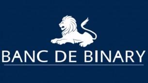 Le logo de Banc De Binary