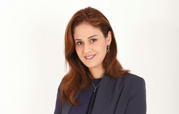 Héléne Mazouz, coordinatrice du lobby francophone à la Knesset (Crédit : Facebook)