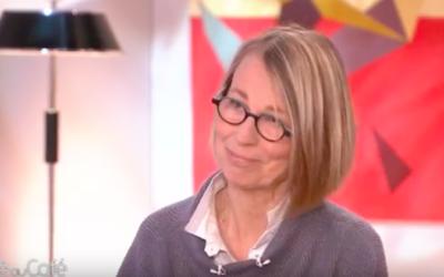 Françoise Nyssen (Crédit : capture d'écran YouTube)