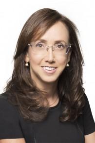 Karin Mayer Rubinstein, PDG de l'IATI. (Crédit : Yoram Reshef)