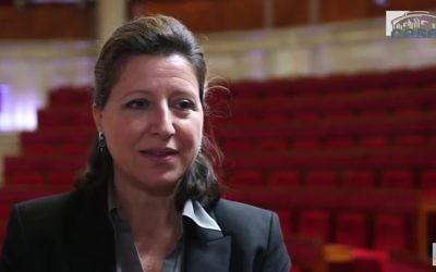 Agnès Buzyn, nouvelle ministre de la Santé (Crédit: Conseil économique social et environnemental)