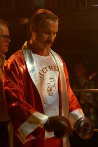 Liev Schreiber interprète Chuck Wepner dans le film 'Chuck' (Crédit : Sarah Shatz/Autorisation d'IFC Films/via JTA)