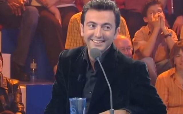 L'humoriste Gérald Dahan se présente dans les Hauts de Seine pour le parti de la France insoumise (Capture d'écran Youtube)