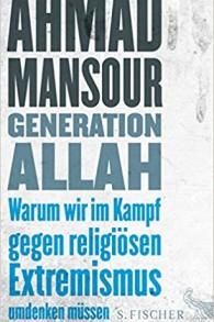 'Generation Allah,' par Ahmad Mansour (paru en allemand). (Crédit : autorisation)