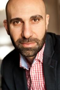Ahmad Mansour. (Crédit : Heike Steinweg)