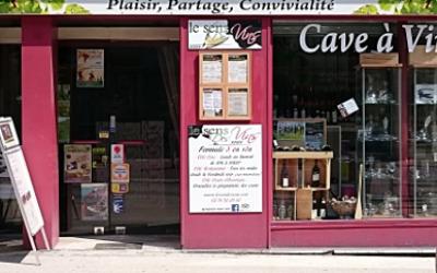 La façade du restaurant le Sens des Vins du défunt Pascal Darmon (Crédit: Facebook)