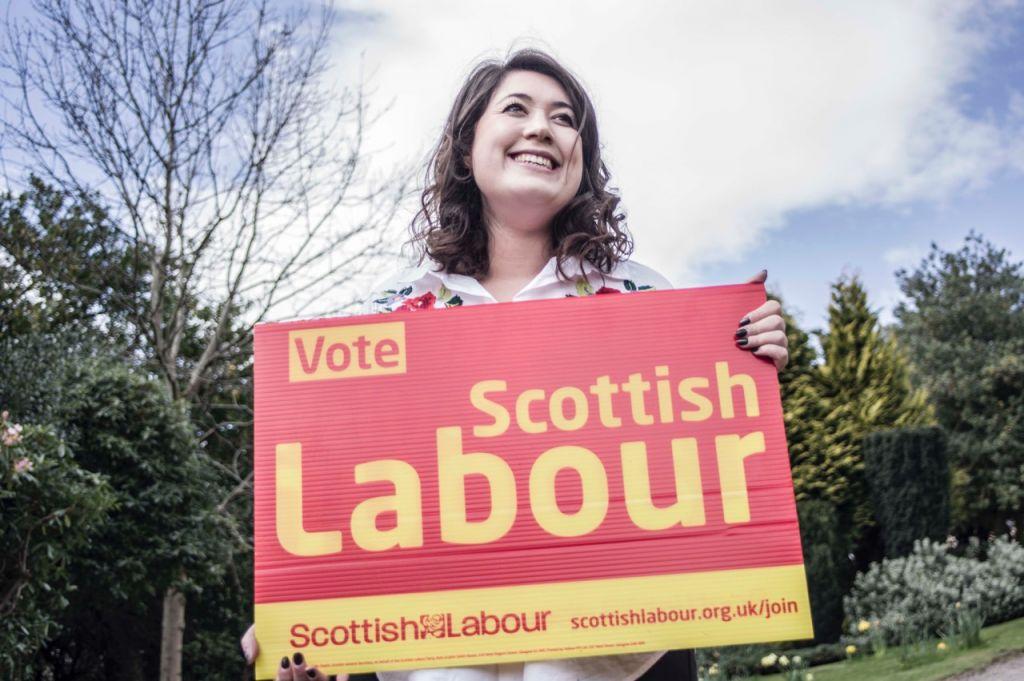 Rhea Wolfson, candidate travailliste à Livingston, en Ecosse, pour les législatives du 8 juin 2017. (Crédit : autorisation)
