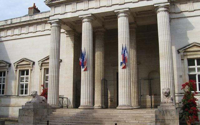 Palais de justice à Orléans, France - Illustration (Crédit : CC SA 3.0)