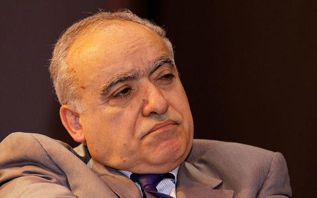 Ghassan Salamé (Crédit : CC BY SA 3.0)