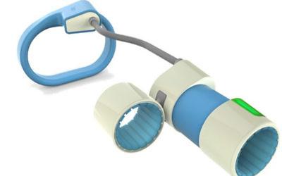 L'appareil de BiPS qui permet la surveillance continue de divers paramètres vitaux, y compris la pression sanguine, la saturation en oxygène du sang, le taux de respiration et la fréquence cardiaque (Crédit : Autorisation)