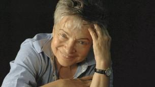 Dominique Manotti, romancière française. (Crédit : C.Hélie/Editions Gallimard)