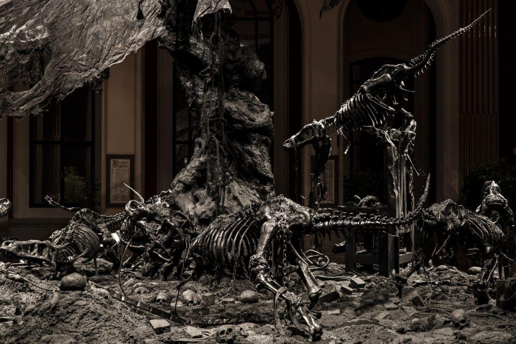 Populaires Philippe Pasqua, dont les sculptures ont fait le tour du monde  WC46
