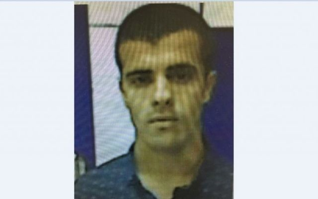 Mohammad Ahmad Azzam, 24 ans, habitant de Kfar Manda, en Galilée, arrêté pour avoir tenté de rejoindre l'Etat islamique en Irak ou en Syrie, le 6 juin 2017. (Crédit : Shin Bet)