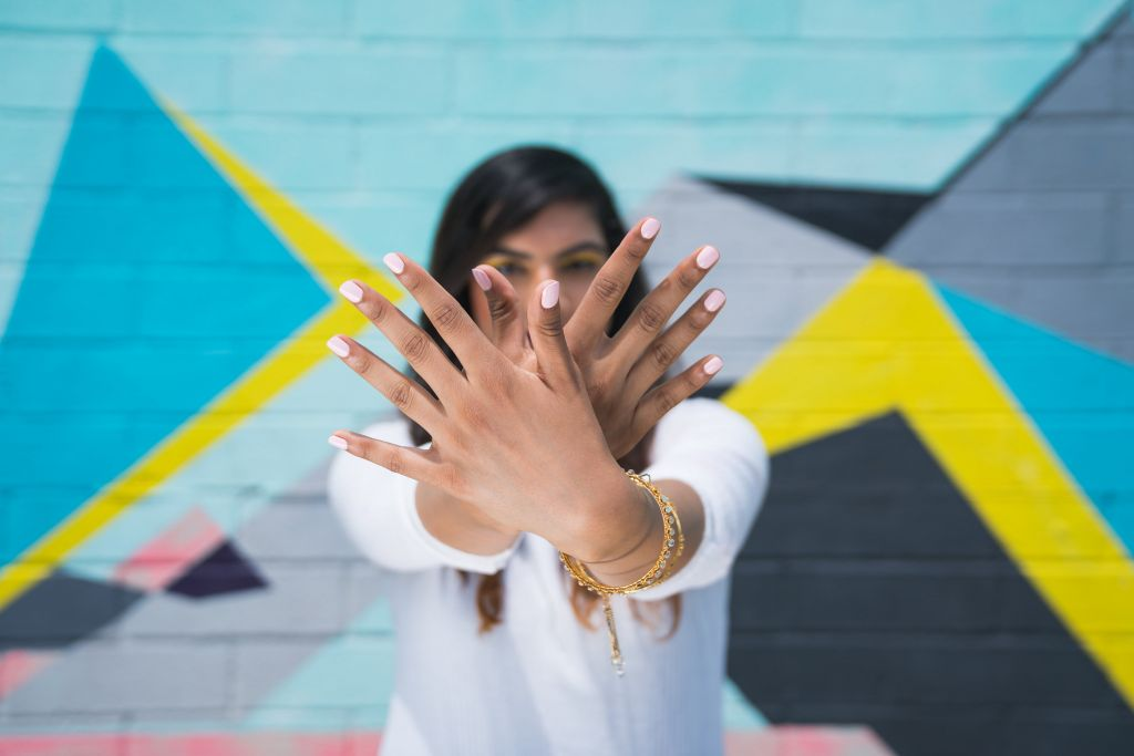 L'un des vernis à ongles certifié halal de la collection Muslim Girl x Orly, dans la ligne Breathable de l'entreprise. (Crédit : autorisation Orly)