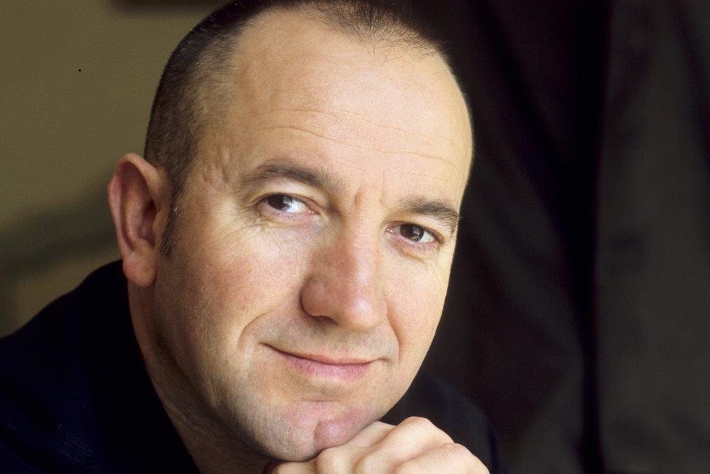 Philippe Claudel, auteur français. (Crédit : Agence Opale)
