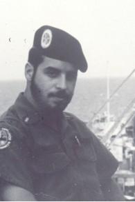 Arnold Resnicoff en 1970 (Domaine public)
