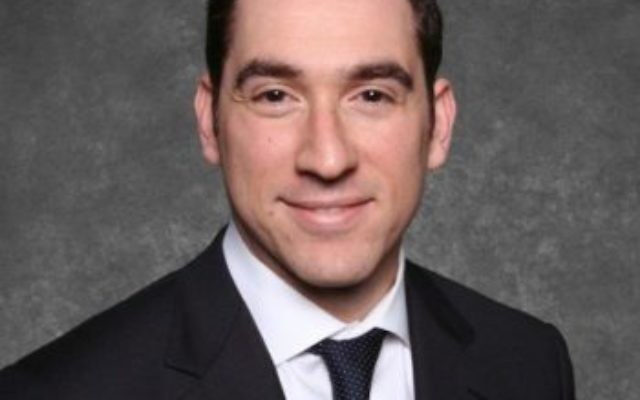 Le rabbin Joseph Dweck. (Crédit : Wikiweck/Wikimedia Commons via JTA)