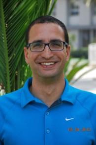 Le chef du développement commercial d'Icebow, Sagi Katz (Crédit : Autorisation)