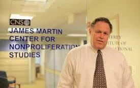 Le professeur Avner Cohen. (Crédit : James Martin Center for Nonproliferation Studies)
